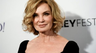 "FILE - In a Sunday, March 15, 2015 file photo, Jessica Lange arrives at the 32nd Annual Paleyfest : ""American Horror Story: Freak Show"" held at The Dolby Theatre, in Los Angeles. The Roundabout Theatre Company said Tuesday, May 26, 2015 that Lange will return to Broadway next spring in a production of ""Long Day's Journey Into Night,"" playing the same role she did 15 years ago in London. (Photo by Richard Shotwell/Invision/AP, File)"
