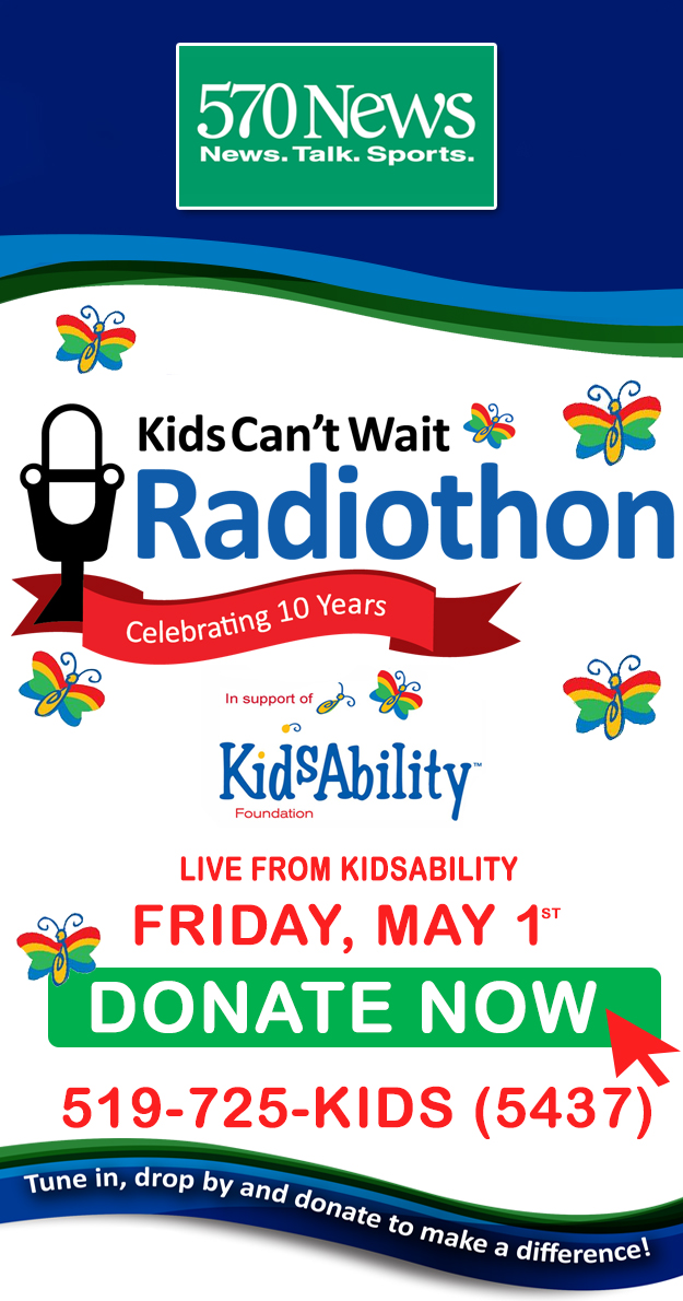 Kids Can't Wait Radiothon