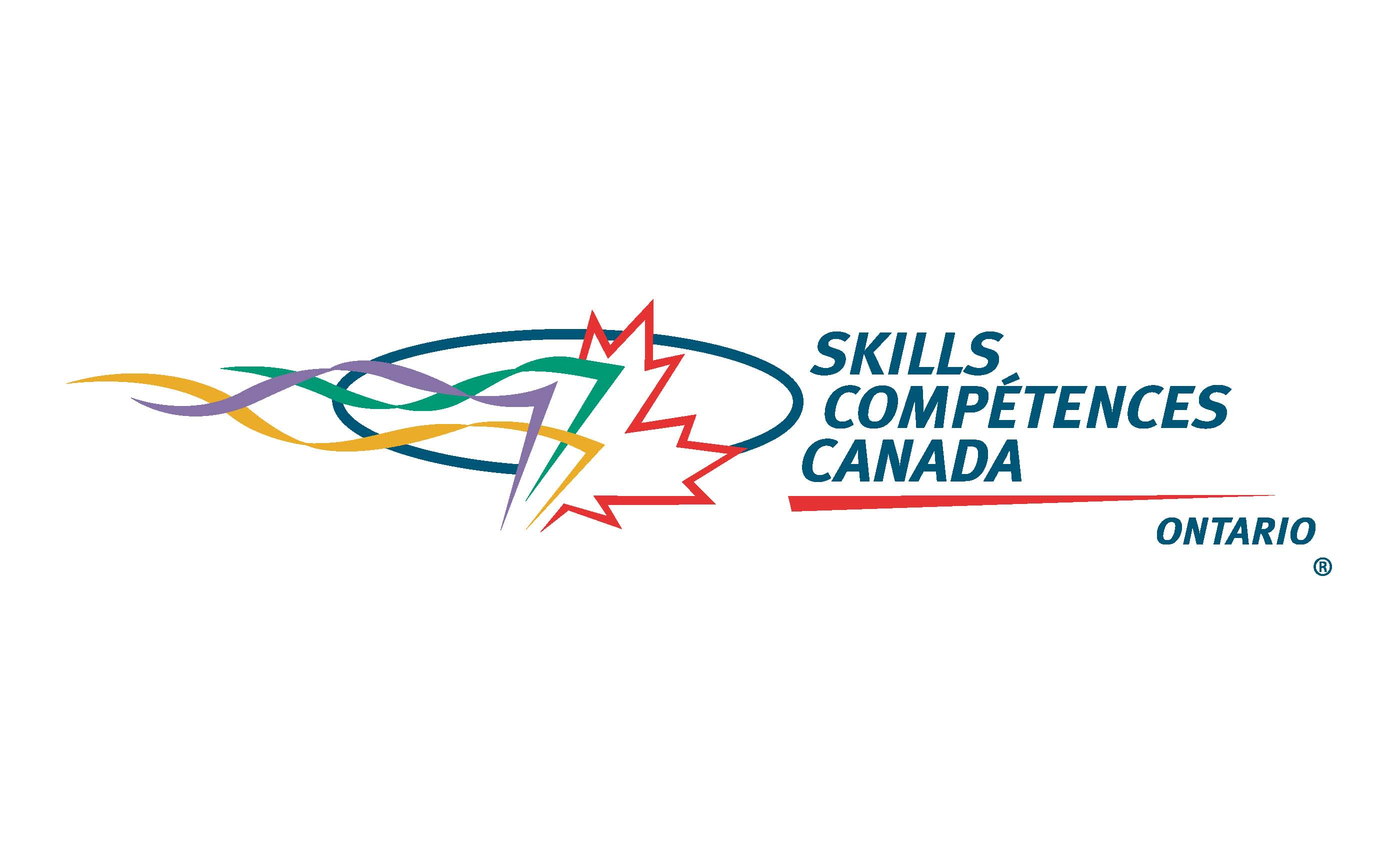 Ontario Technological Skills Competition logo.