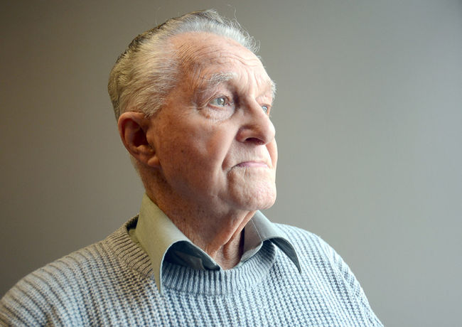Stratford veteran Art Boon will head to Holland for the 70th anniversary of the country's liberation this May. (Scott Wishart/The Stratford Beacon Herald/QMI Agency)