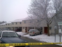 Waterloo Regional Police investigate a murder on Elm Ridge Drive, Kitchener