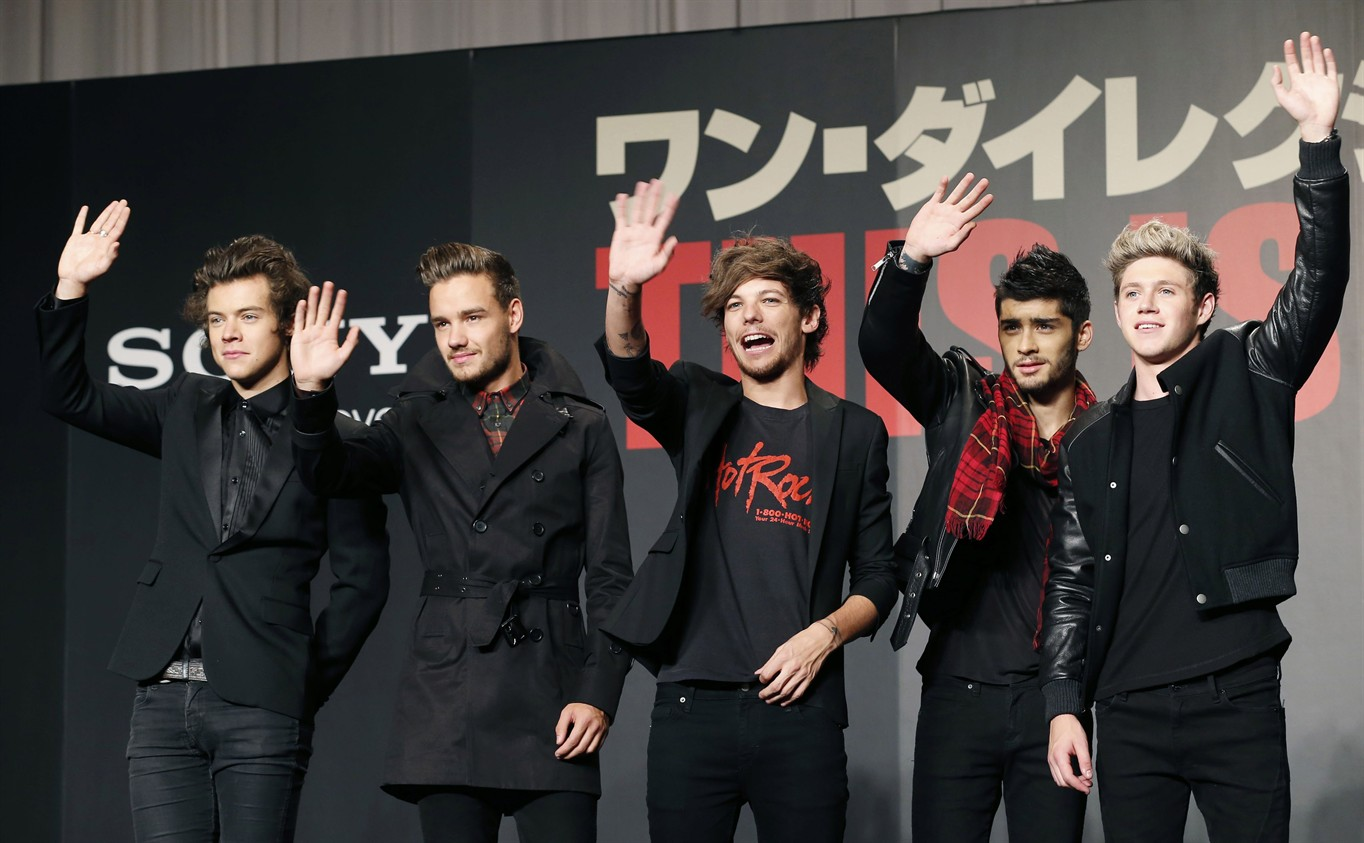 We'll be back: One Direction members tell fans that boy band's split