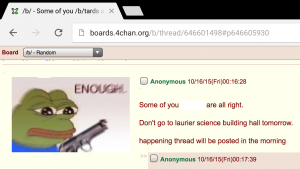 4chan is a site meant to shock, expert says