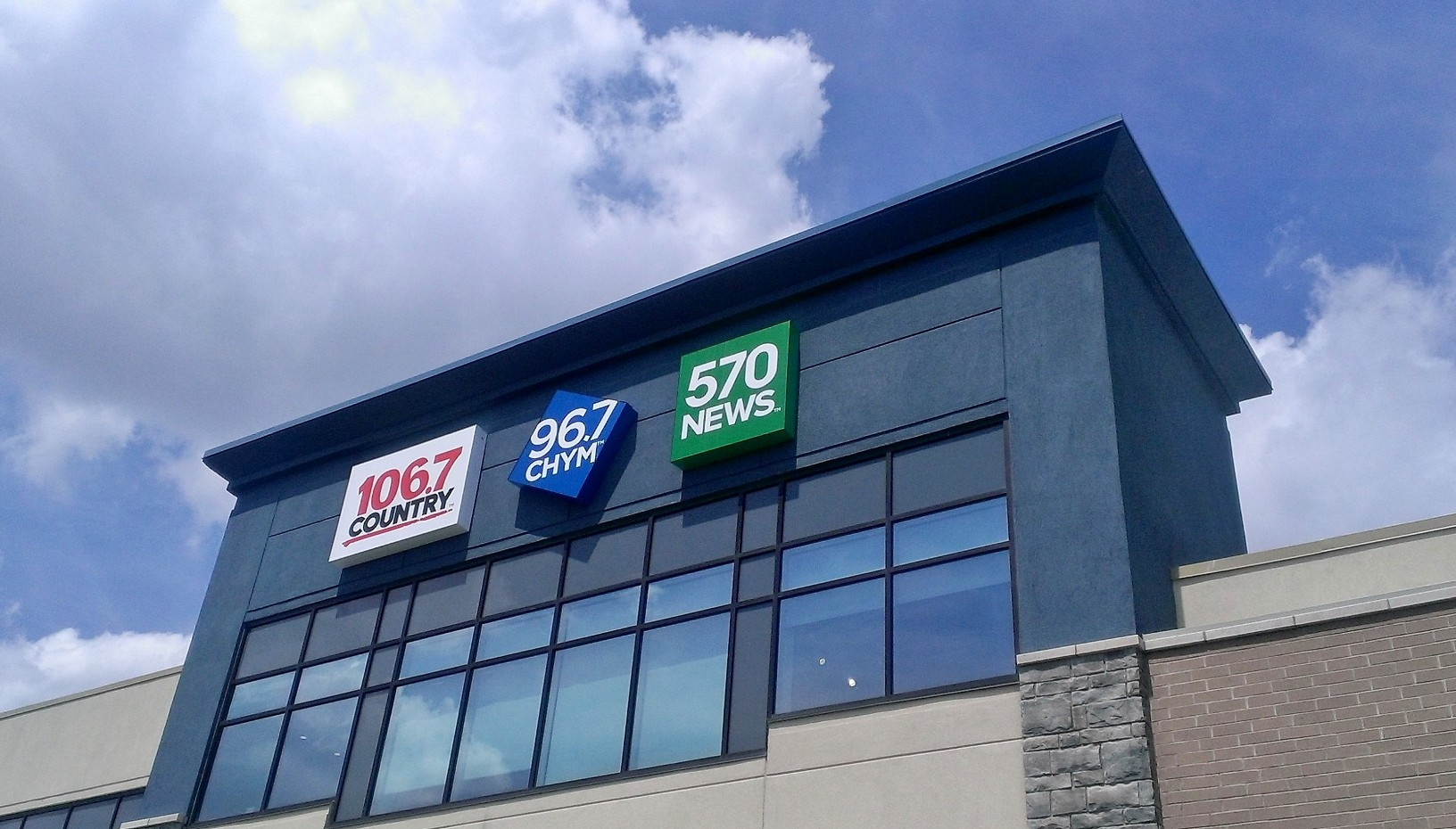 PHOTOS: New home of the Rogers Kitchener Radio Group - 570 NEWS