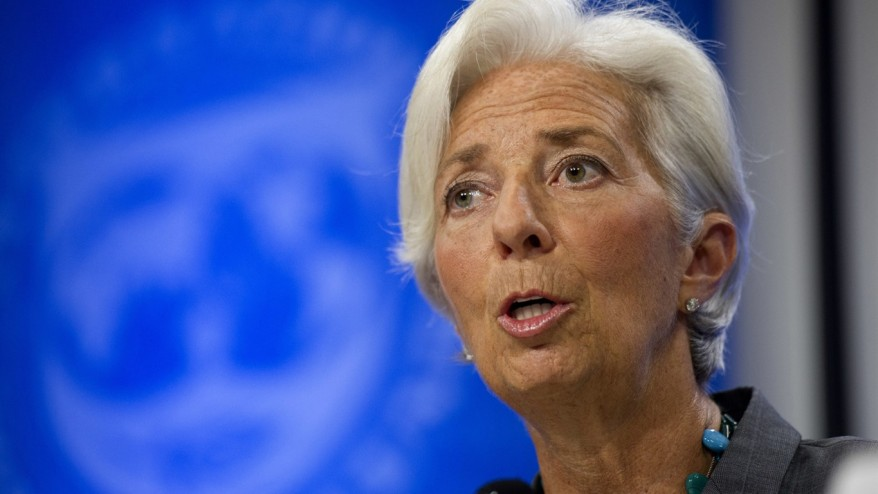 FT: IMF's Lagarde warns against Trump-style protectionism