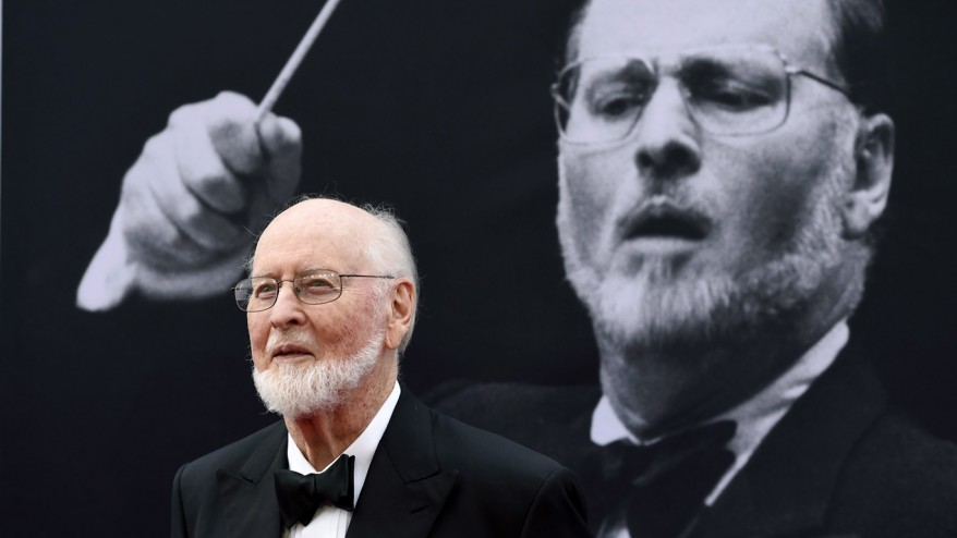 Fans perform Star Wars theme for creator John Williams
