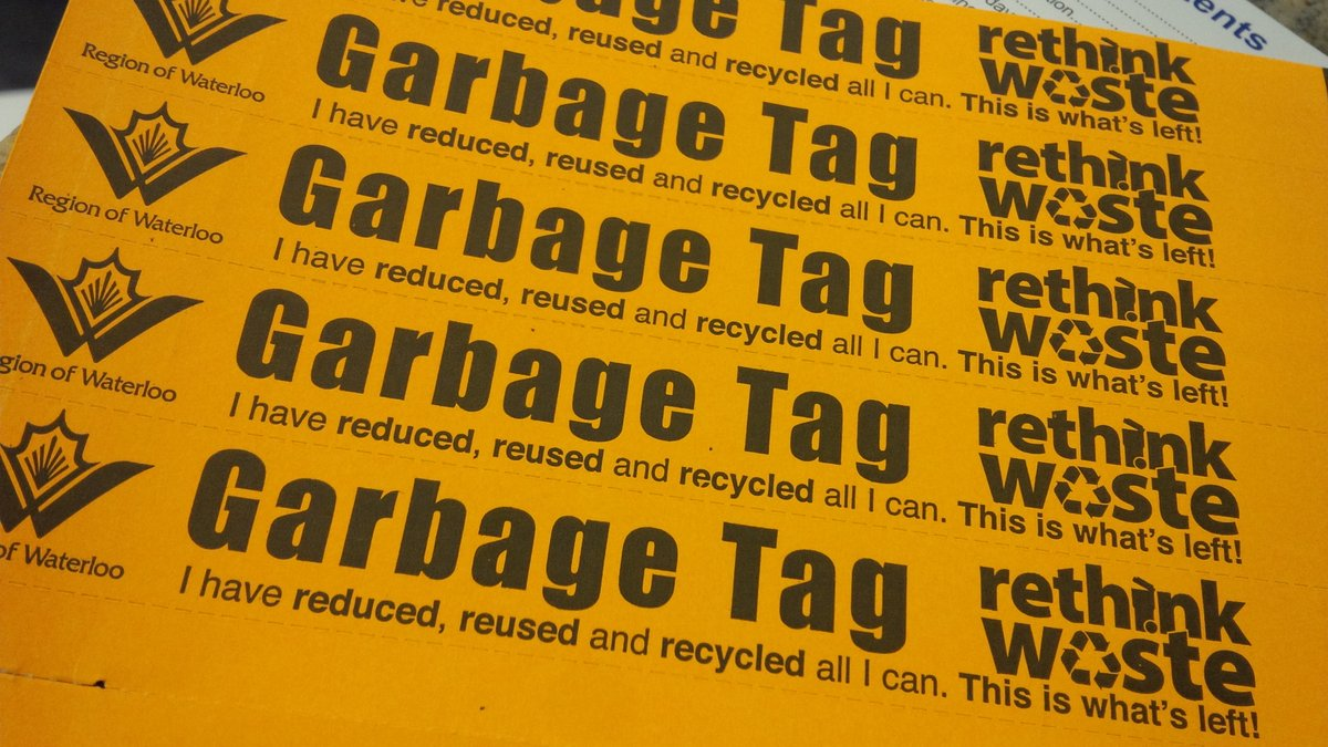 Garbage Collection Kitchener