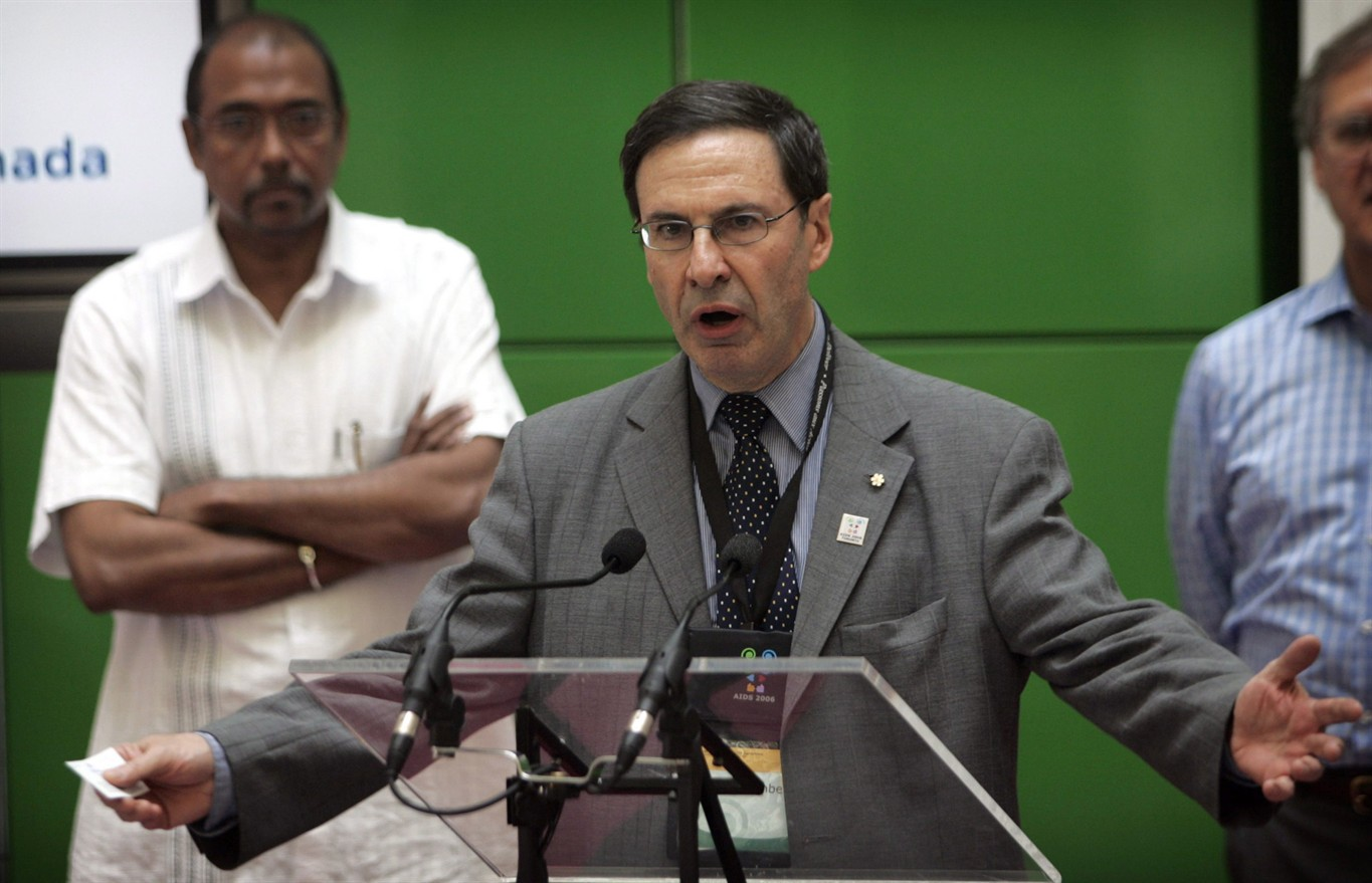 Funeral taking place in Montreal for HIV/AIDS researcher Dr. Mark Wainberg