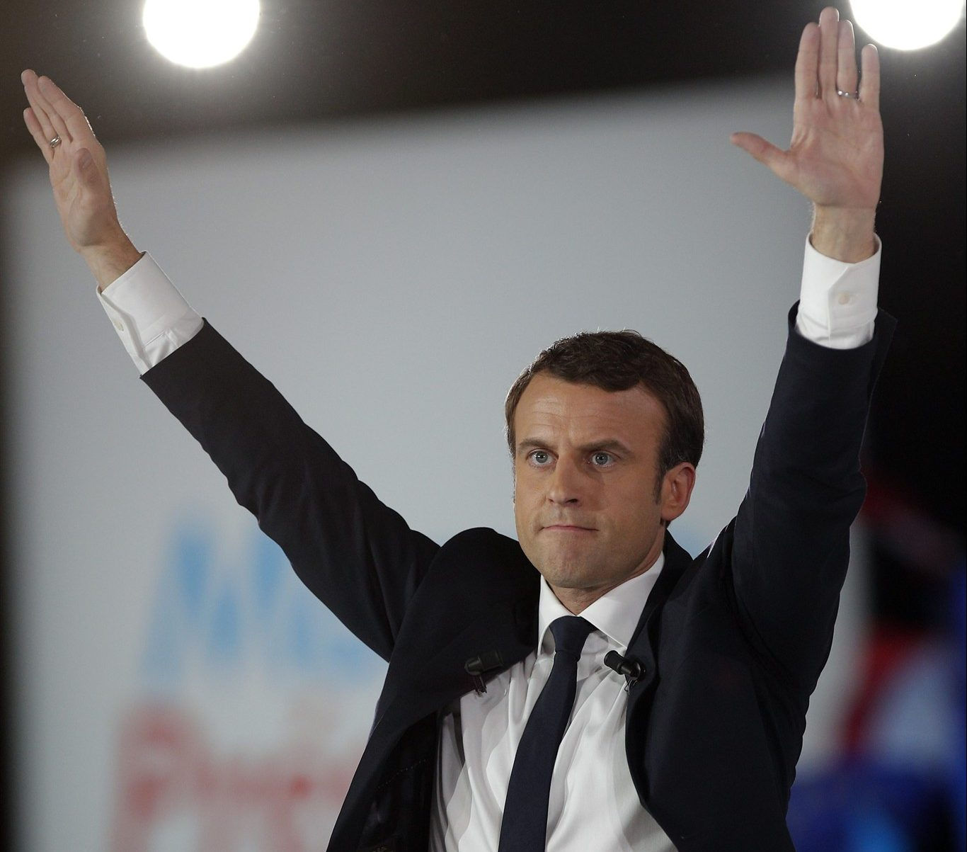 Centrist Emmanuel Macron Becomes France S Youngest President