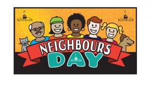 Neighbours Day - June 10th!