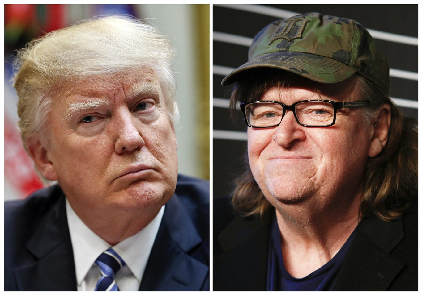 Michael Moore preps surprise documentary for Donald Trump