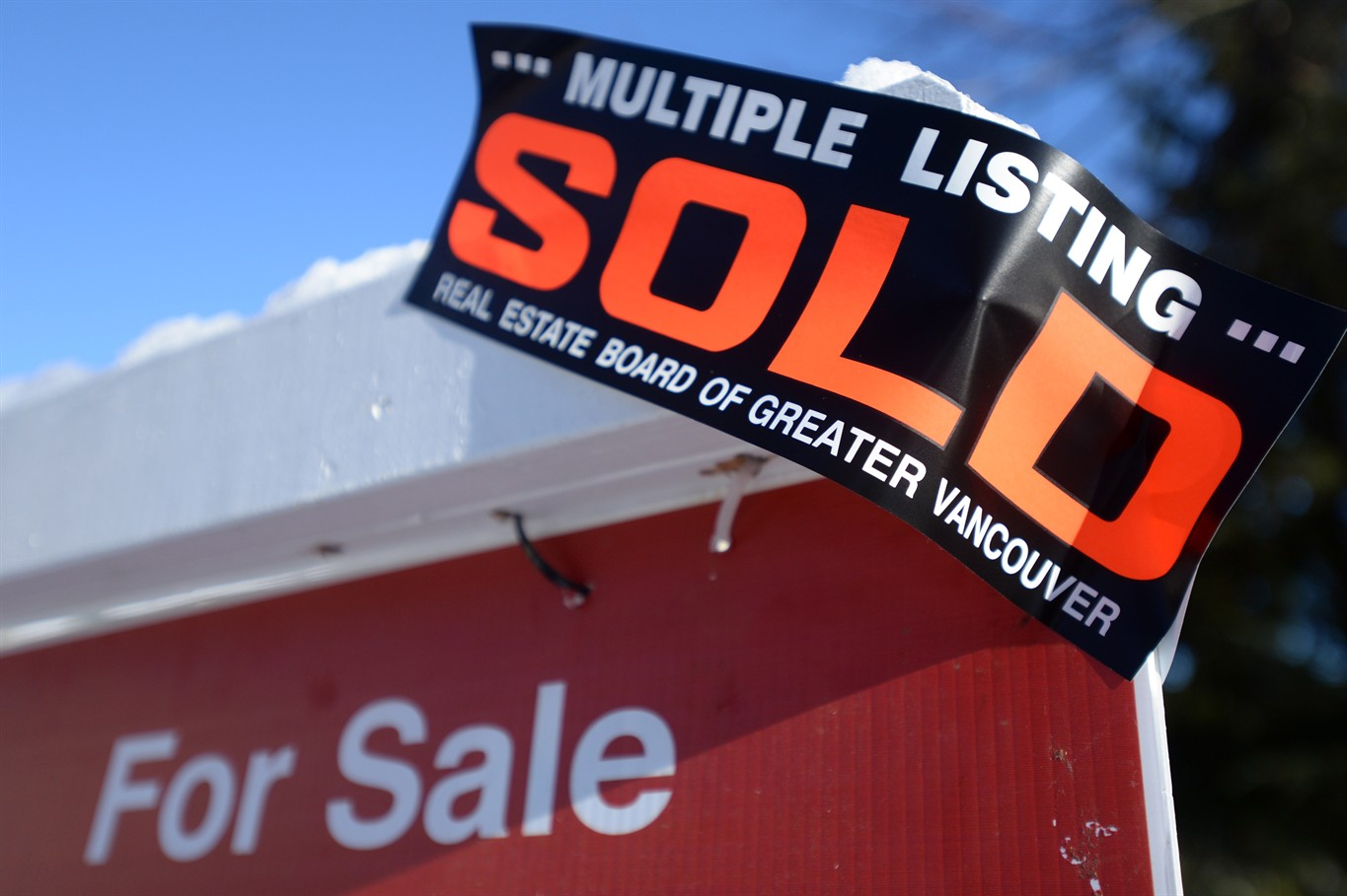 Home sales down by 8% but market still red hot: BCREA