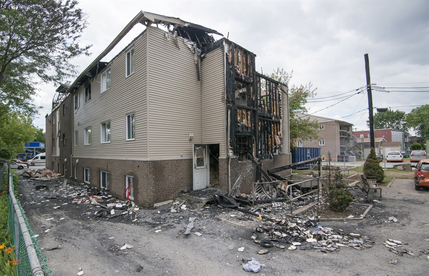 Fire in elder care facility forces 30 out of their homes