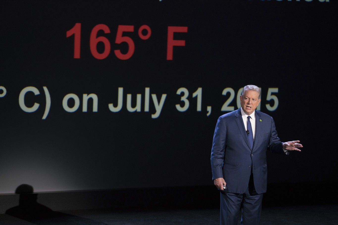 Al Gore has nothing new to say in 'An Inconvenient Sequel'