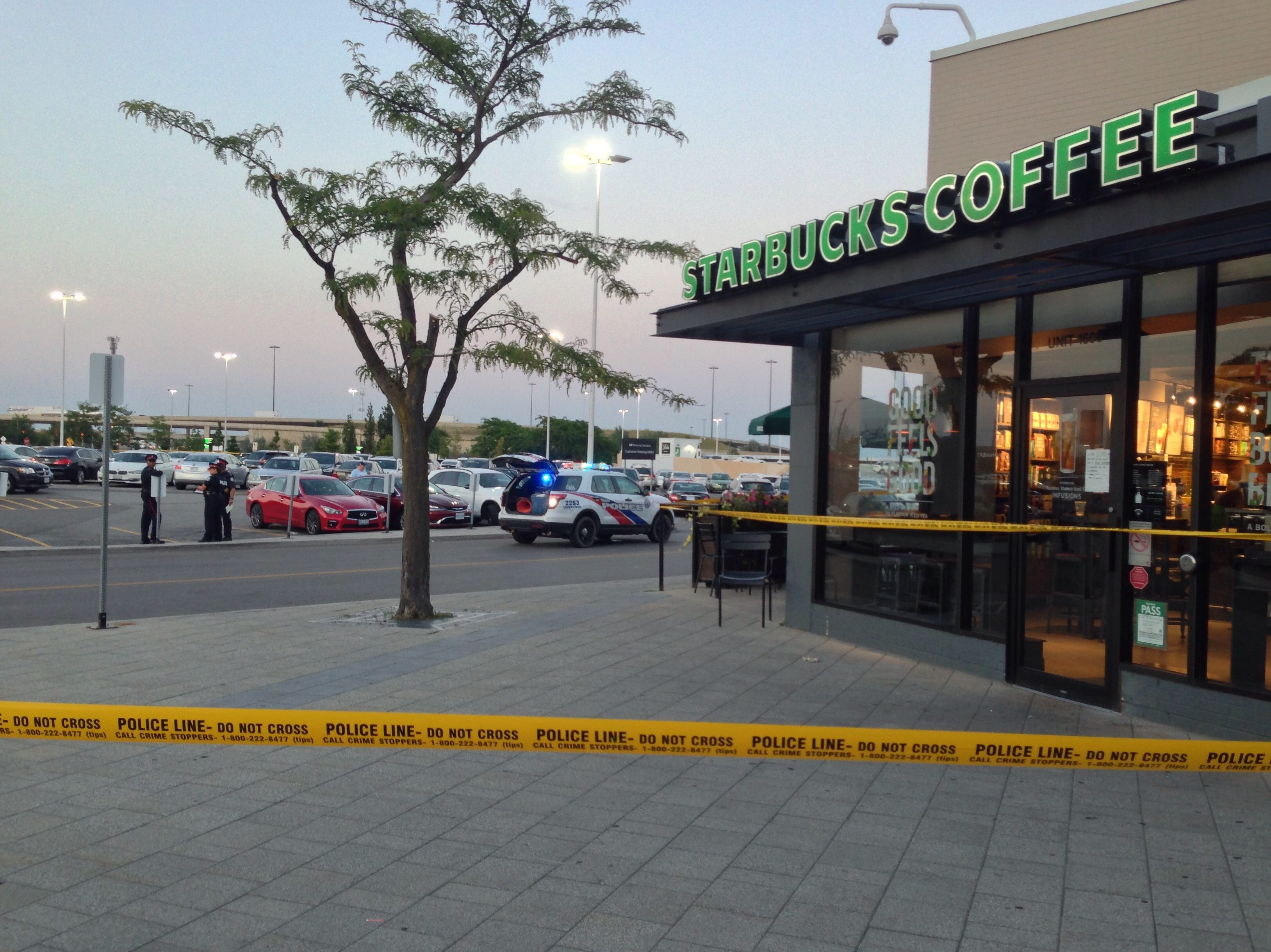 Man seriously injured in Sherway Gardens shooting