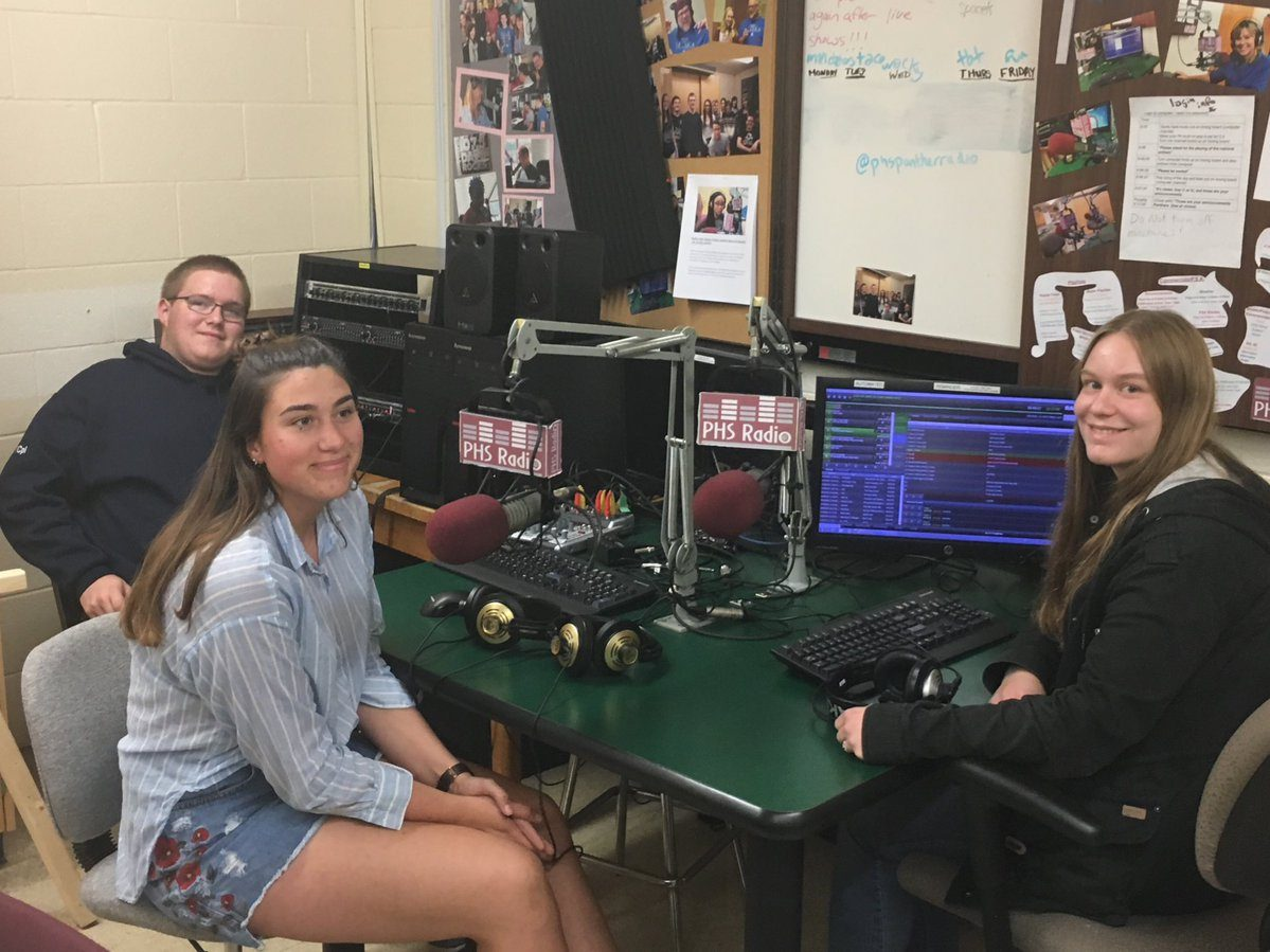 570 NEWS Broadcasting Equipment Gets Second Life At Local High Schools