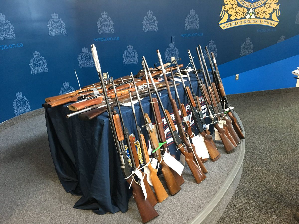 22 guns collected in first half of amnesty month