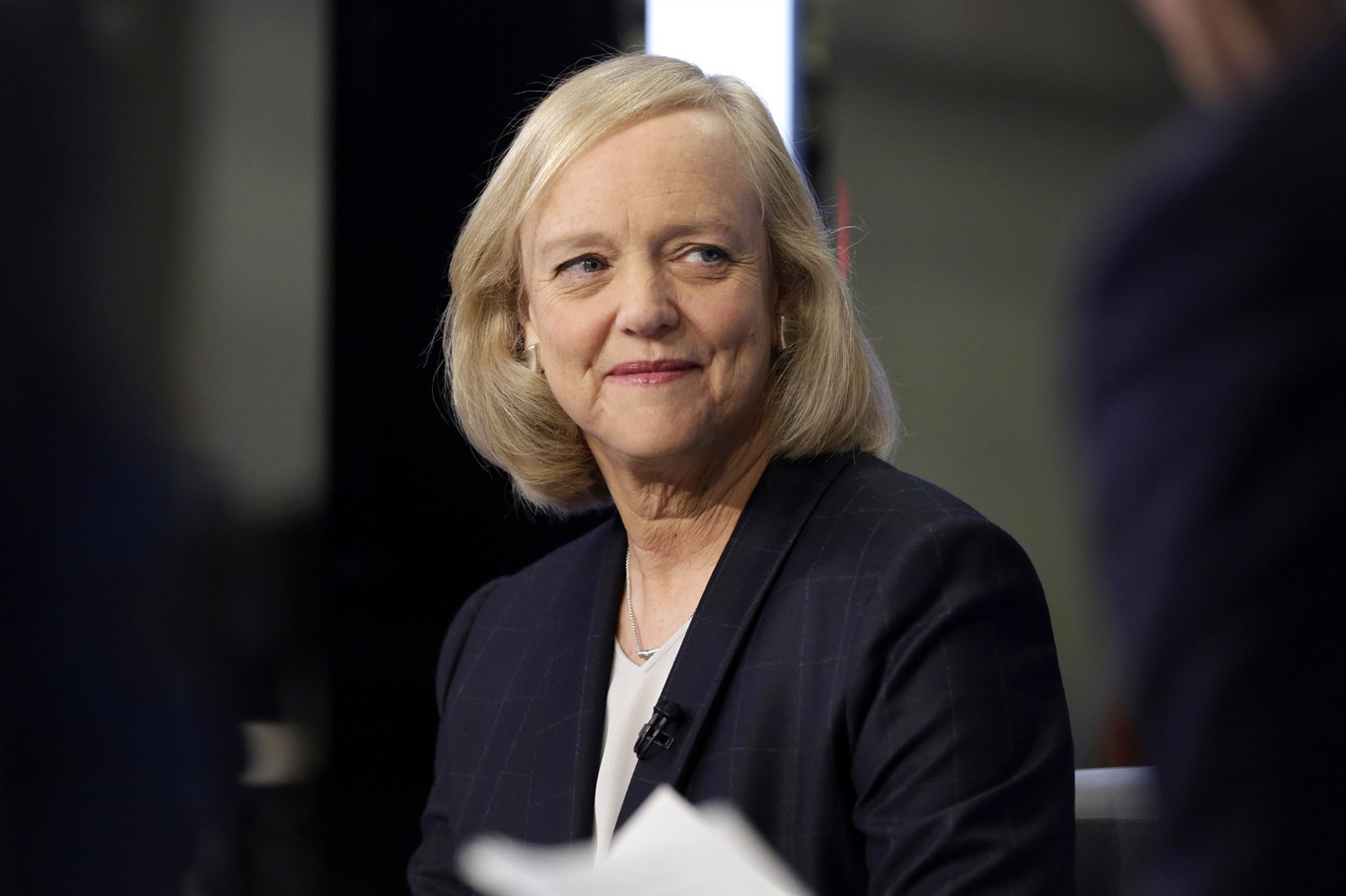 Meg Whitman Steps Down As CEO of Hewlett Packard