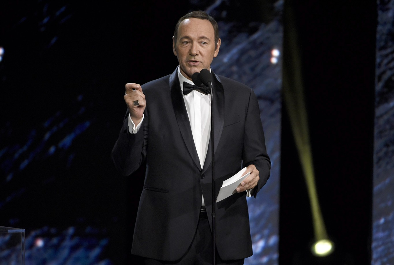 Kevin Spacey investigated by United Kingdom  police over second sexual assault allegation