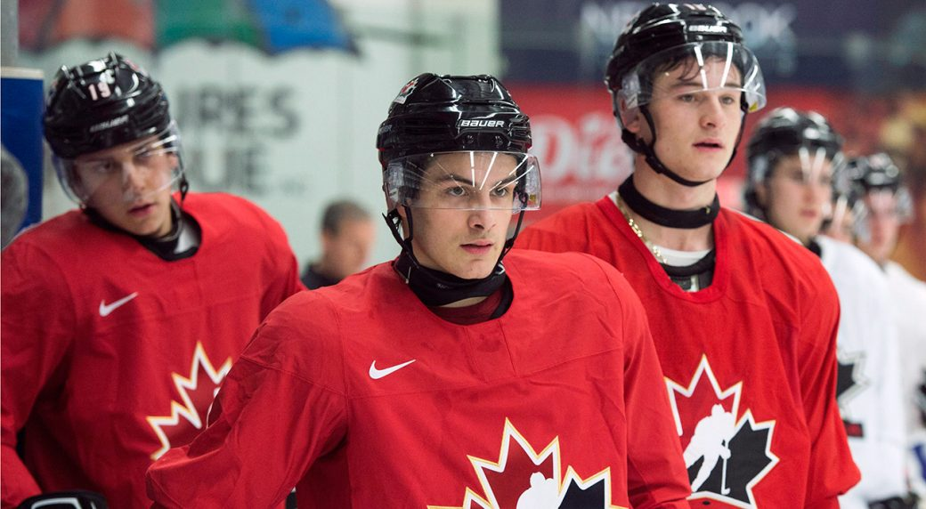 Pair of OHL players from Waterloo off to World Jr  selection