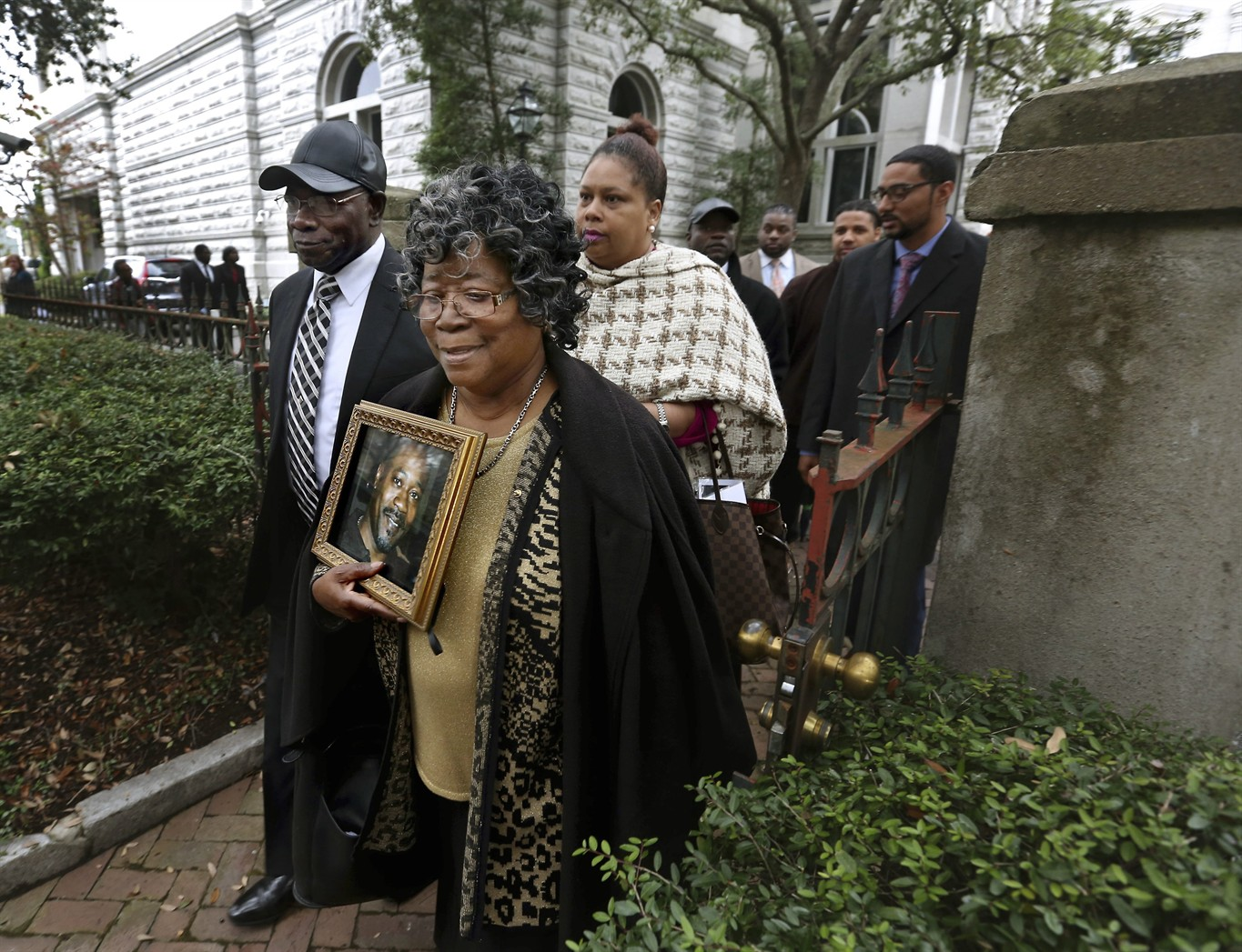 Walter Scott's Killer Sentenced to Prison in