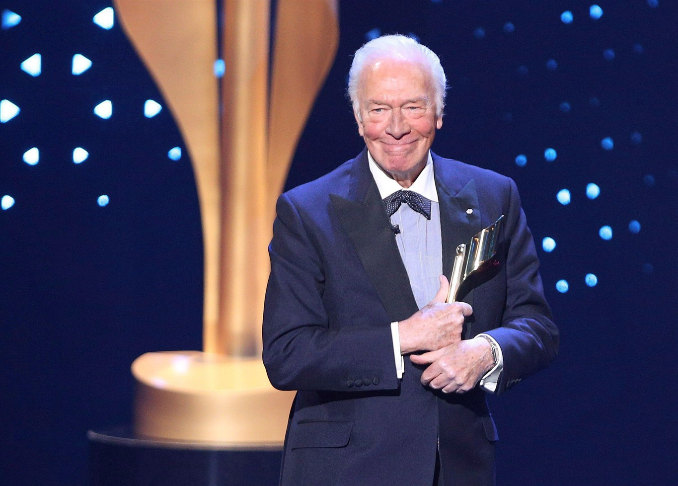 After Replacing Spacey, Plummer Is Nominated For A Golden Globe