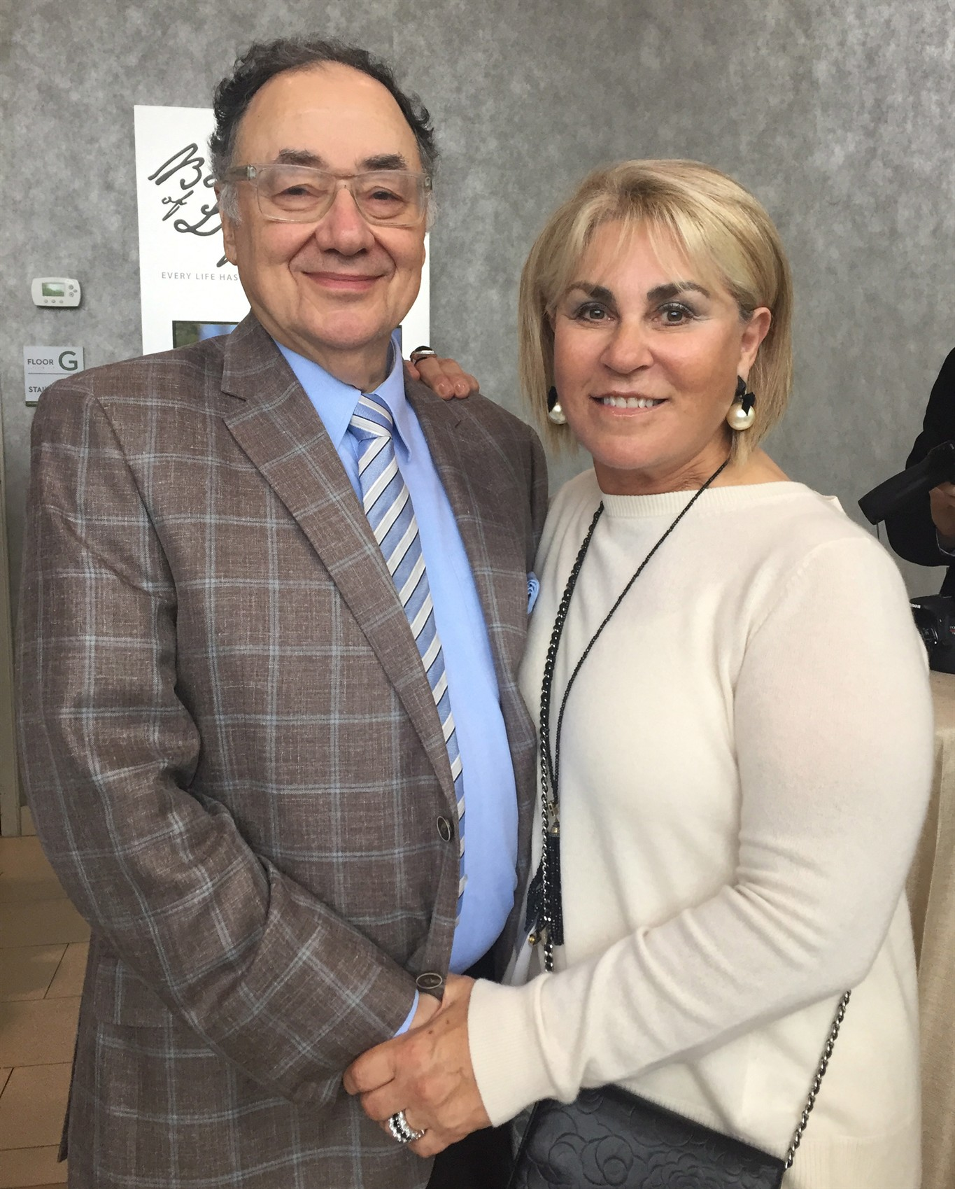 Memorial for Barry and Honey Sherman to be Held in Mississauga