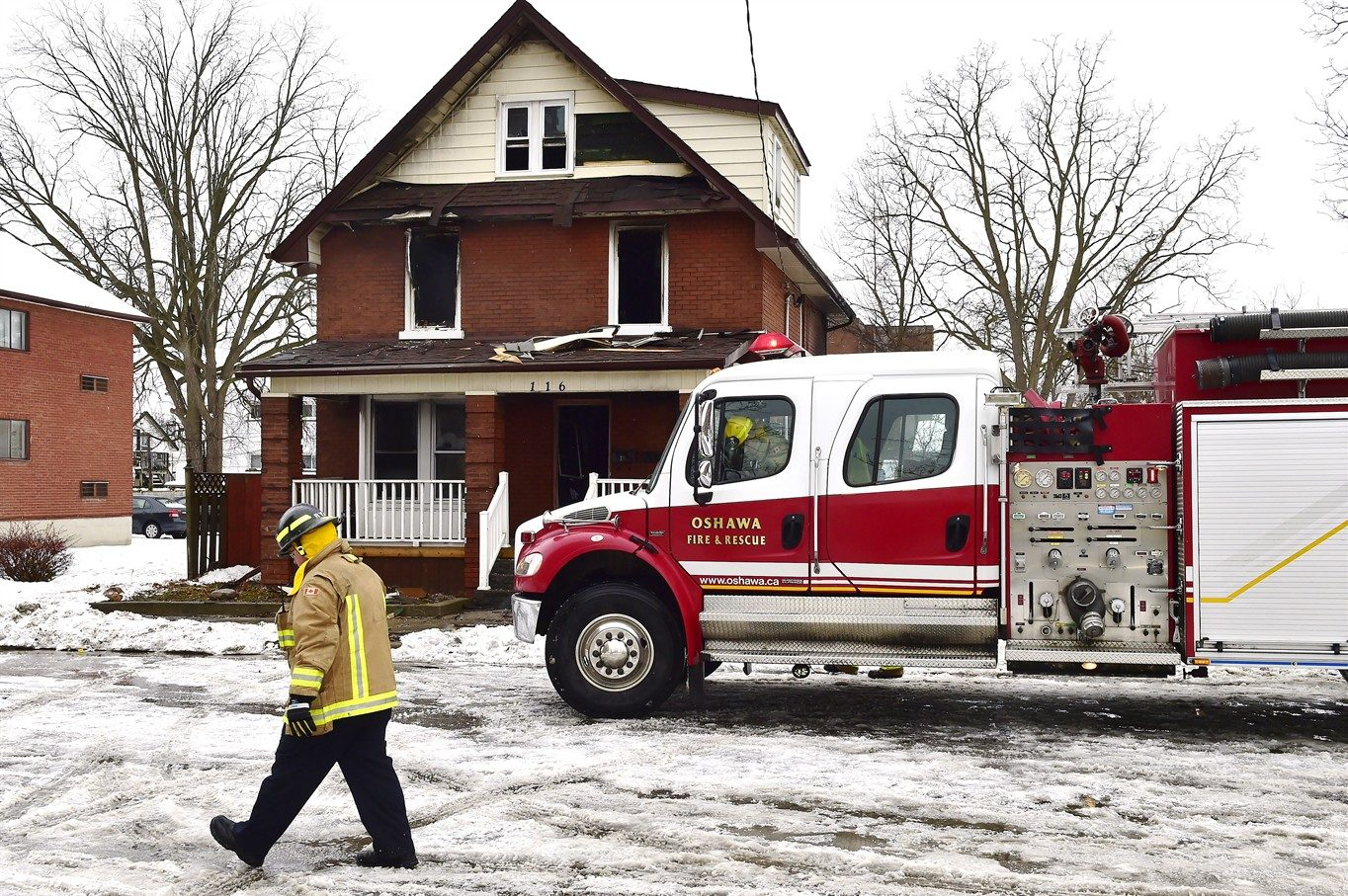 Social media campaign launched after tragic fire deaths in Oshawa