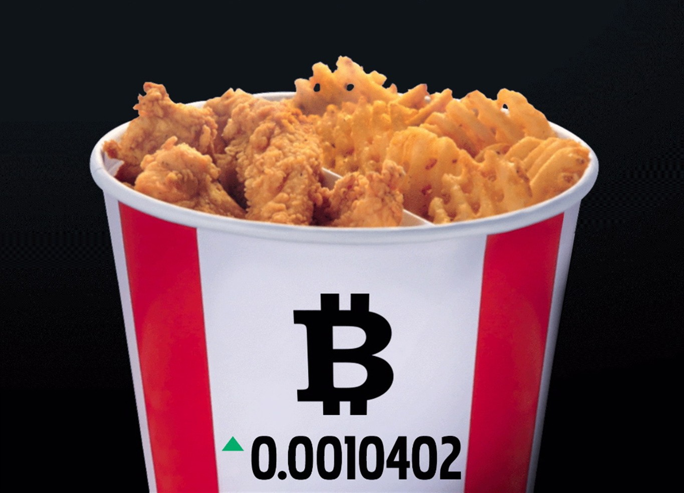 KFC in Canada now accepts Bitcoin