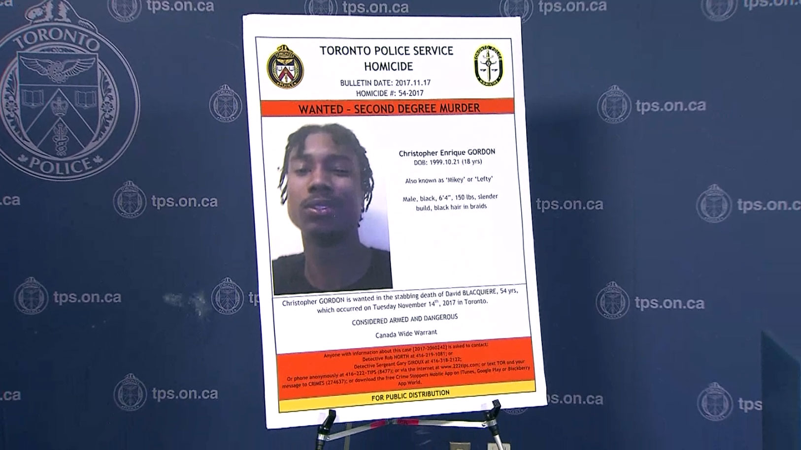 Teen charged in connection with fatal Weston Road stabbing