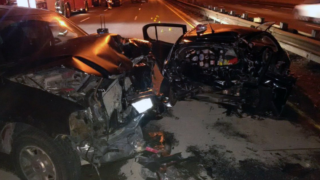 Arrest made in fatal highway crash west of Toronto, provincial police say
