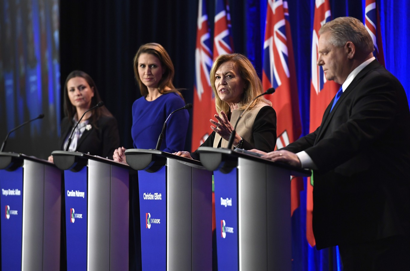Lawyer for disenfranchised party member seeks Ontario Tory leadership race extension