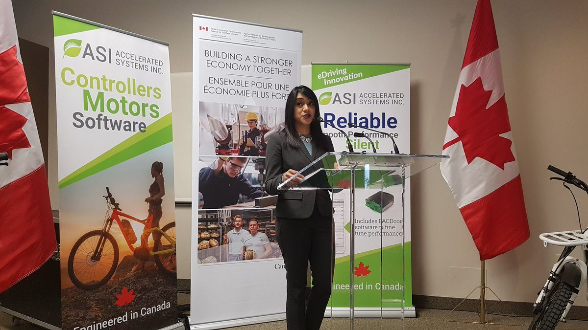 Feds invest $800K in Waterloo's Accelerated Systems, creates