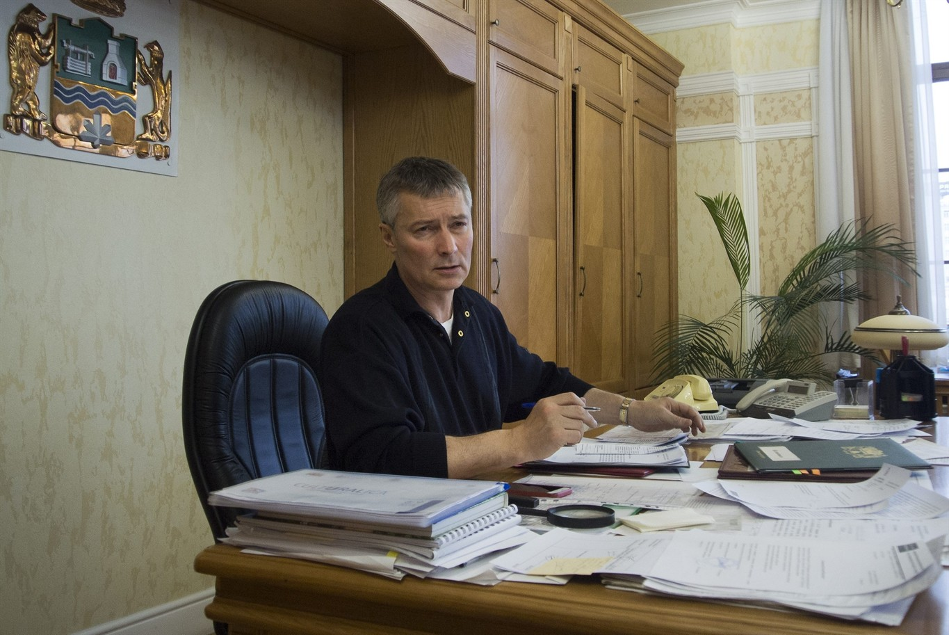 Why two mayors of Yekaterinburg 61