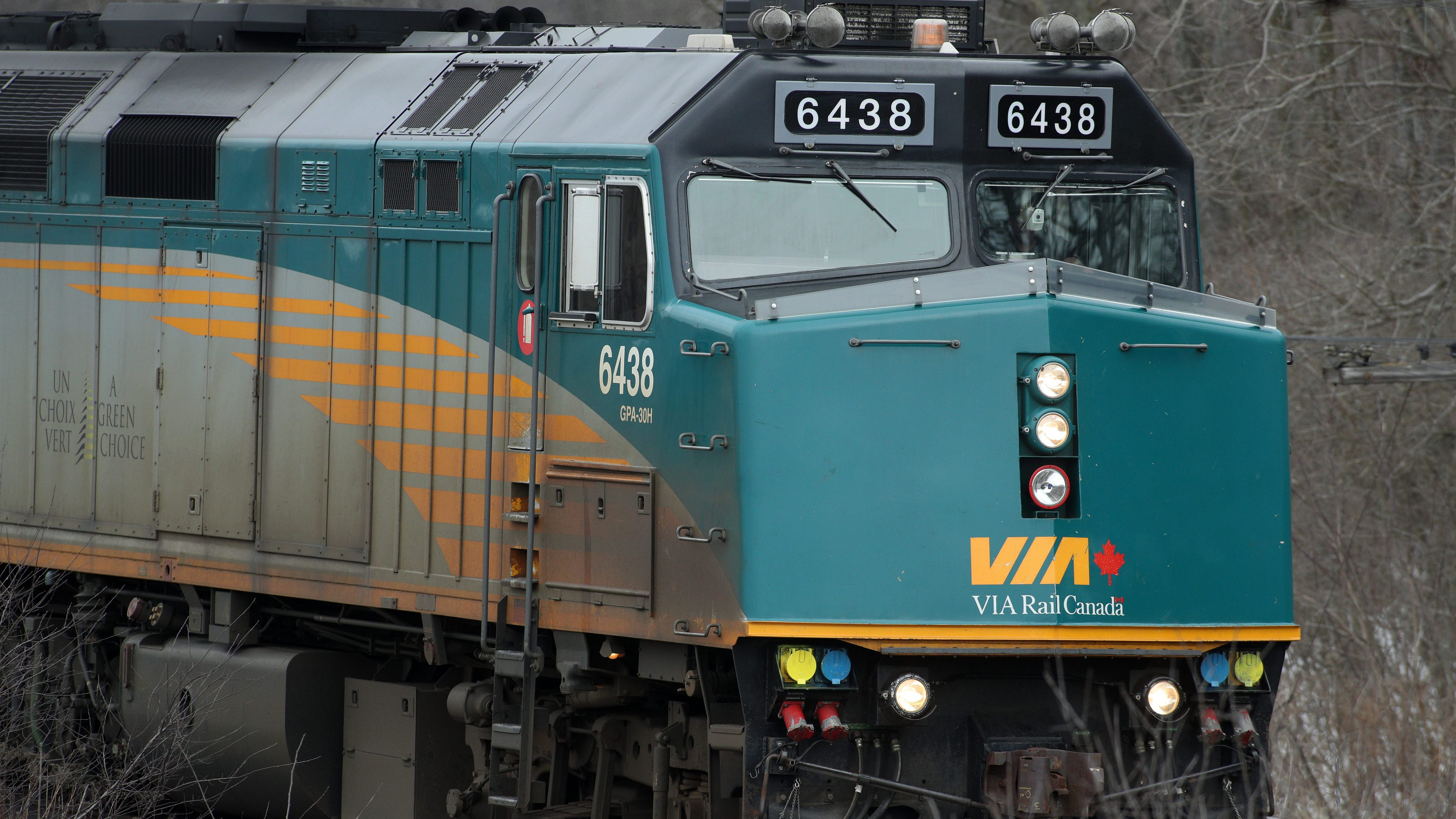 Via Rail to launch process to buy new trains with federal funding ...