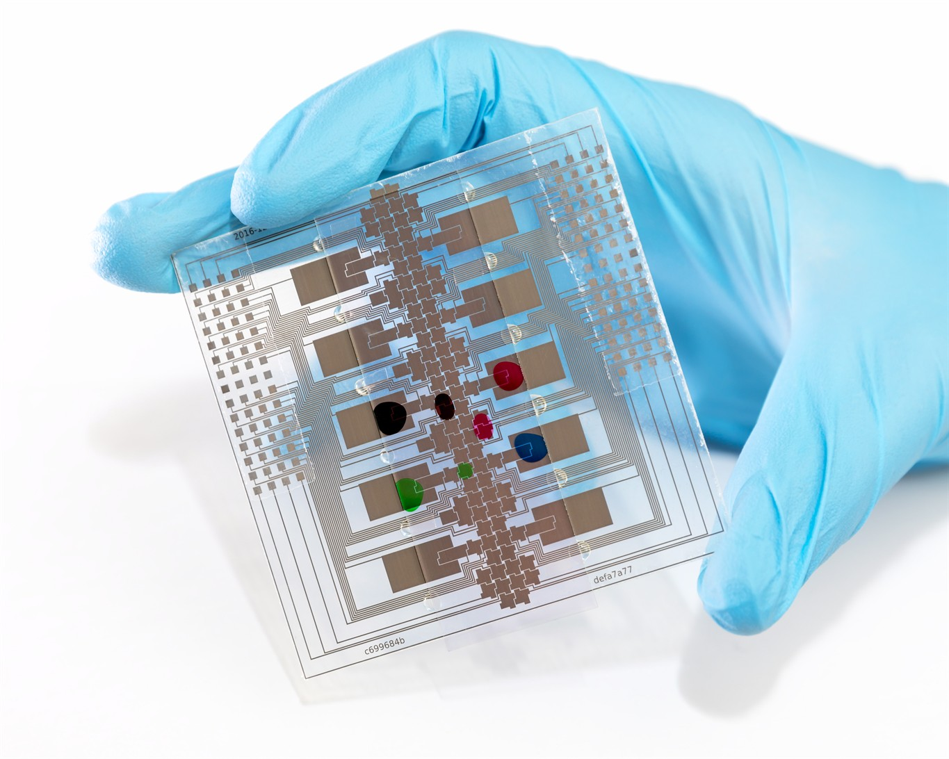 Lab-on-a-chip test could help ...