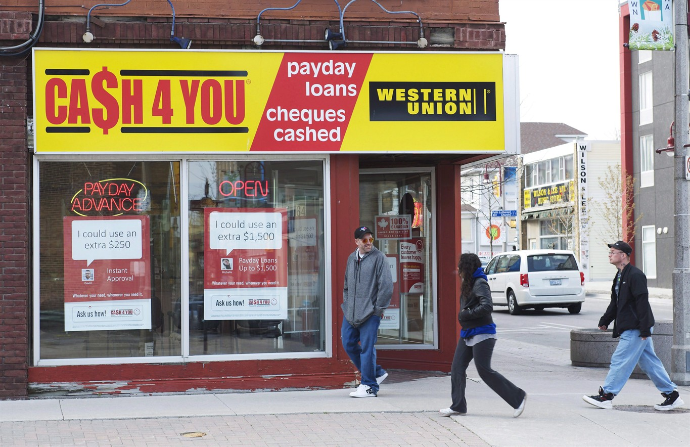 Cash loans for unemployed toronto picture 4