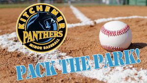 KITCHENER PANTHERS - PACK THE PARK! @ JACK COUCH PARK | Kitchener | Ontario | Canada
