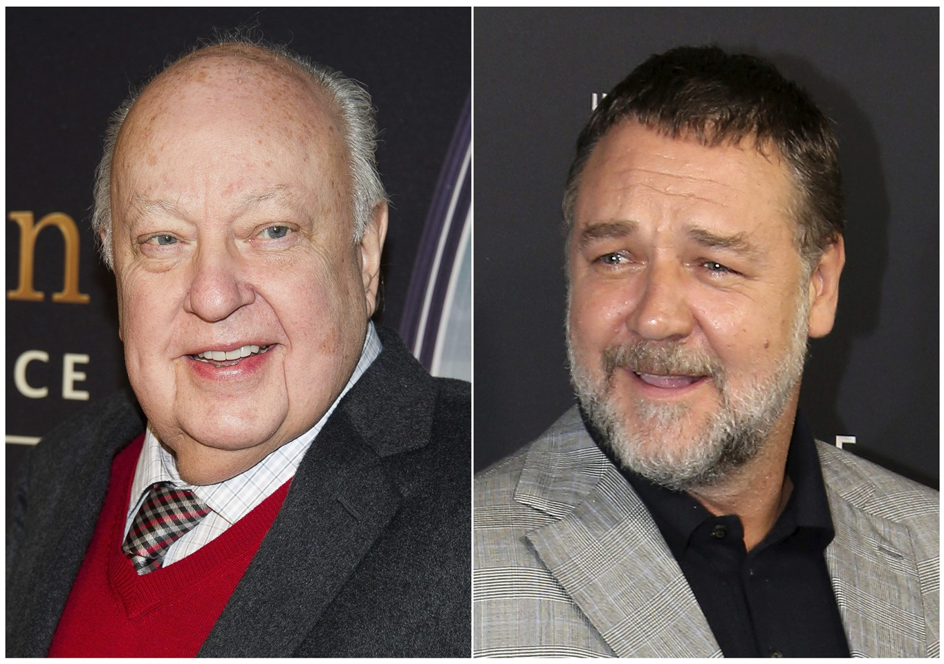 Russell Crowe will play Roger Ailes in new Showtime biopic ...