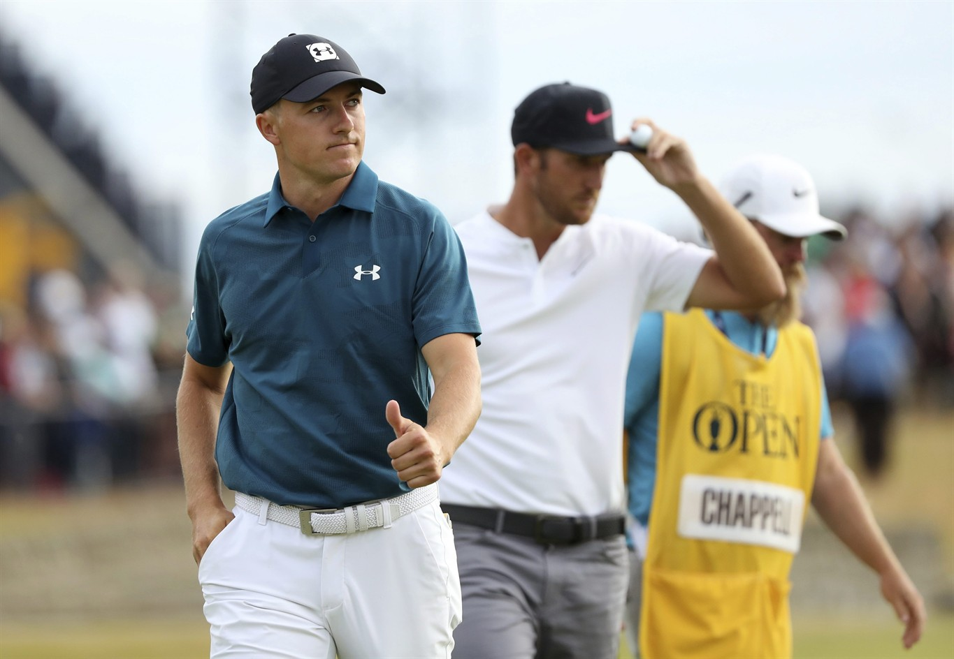 Moving day awaits at British Open