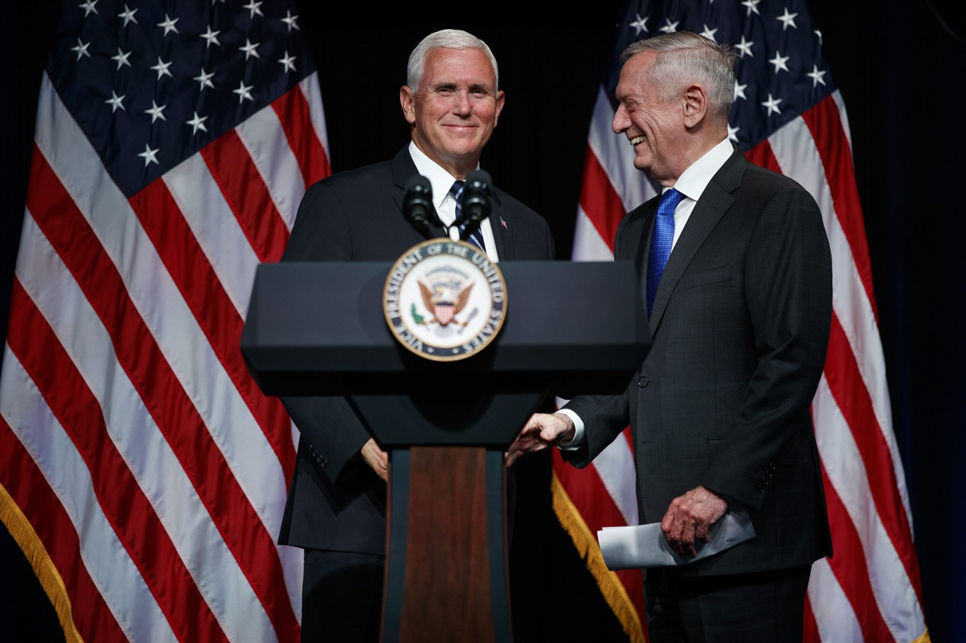 Pence calls for Space Force to be established by 2020