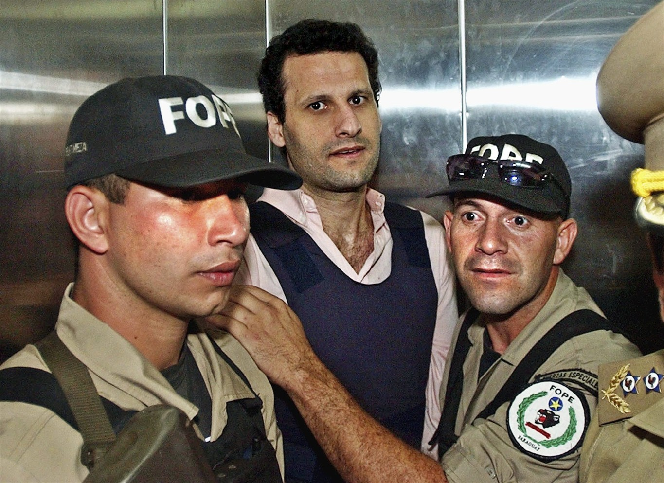 Brazilian police arrest fugitive linked to Hezbollah