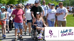 Walk to End ALS @ Waterloo Public Square