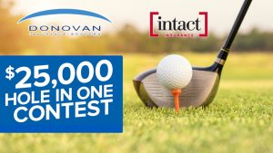 $25,000 Hole in One Charity Golf Tournaments