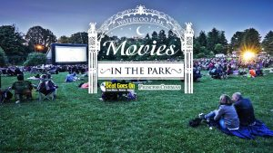 Movies In The Park @ Waterloo Park