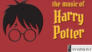 KW Symphony – The Magical World of Harry Potter @ Centre in the Square