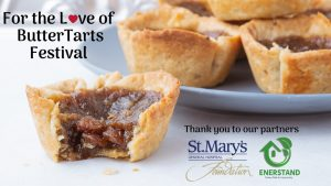 For the Love of ButterTarts Festival @ Bingemans Conference Centre - Marshall Hall