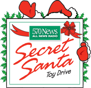 Secret Santa Toy Drive Update
