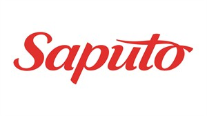 The corporate logo for Saputo is shown. THE CANADIAN PRESS/HO