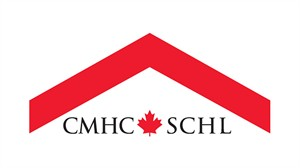 The logo of the Canada Mortgage and Housing Corporation (CMHC), is shown. THE CANADIAN PRESS/HO